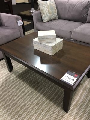 Coffee table and 1 end table for Sale in North Bethesda, MD