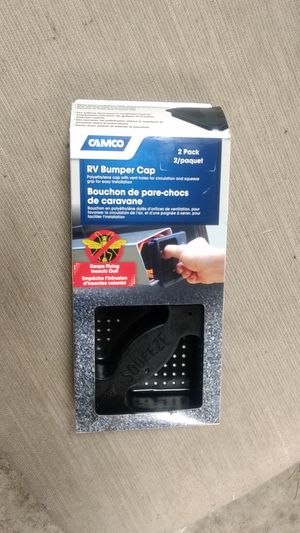 Camco - RV bumper cap for Sale in Springfield, OR