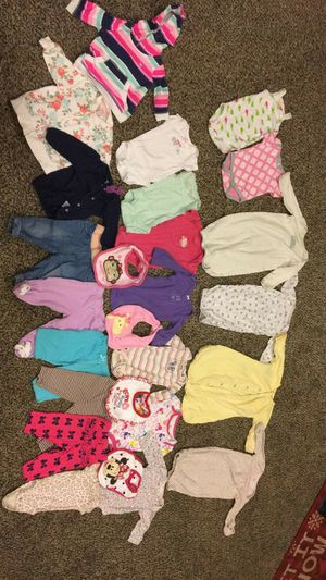 0-3 month baby clothes for Sale in Salt Lake City, UT