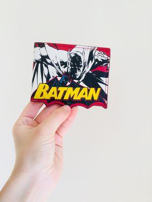 Batman vegan leather wallet for Sale in Whittier, CA