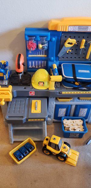 Toy workshop for kids for Sale in Denver, CO