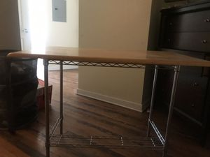 High table/ kitchen/ desk for Sale in Cleveland, OH