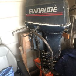 70hp Evenrude For Parts for Sale in Plant City,  FL