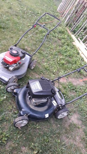 Two lawn mowers do not run for Sale in Columbus, OH