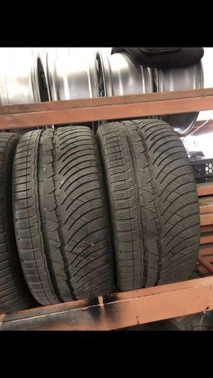 255/35R19 MichelinPILOT ALPIN PA4 for Sale in Shoreline, WA