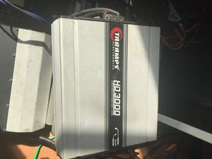 TARAMPS ELECTRONIC HD300 for Sale in Waterbury, CT