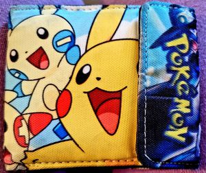 Pokemon Anime Wallet located in la habra off of Whittier and harbor for Sale in La Habra Heights, CA