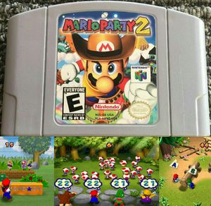 N64 Mario Party 2 for Sale in Brooklyn, NY