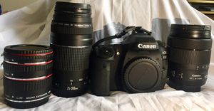 Canon EOS 80D for Sale in Cary, NC