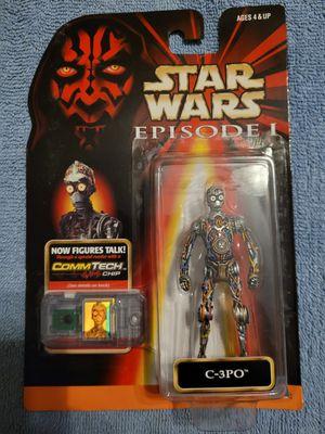 StarWars Episode I C-3PO 1998 for Sale in DeSoto, TX