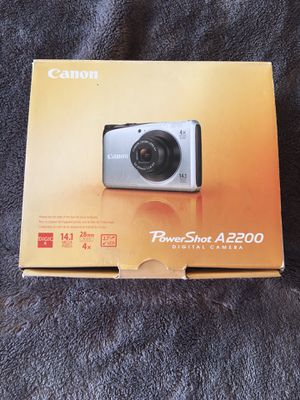 CANON A2200 DIGITAL CAMERA FOR SALE!! for Sale in Long Beach, CA