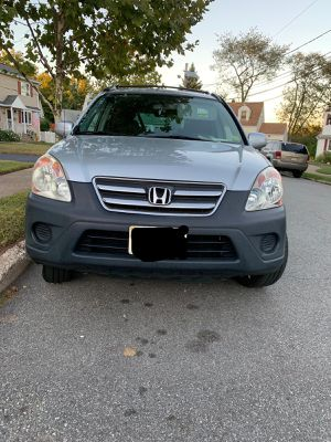 2005 Honda CRV EX for Sale in Clifton, NJ