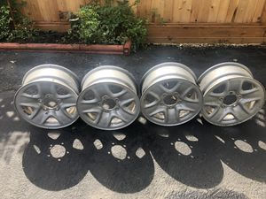 18 inch five hole rims for Sale in West Linn, OR