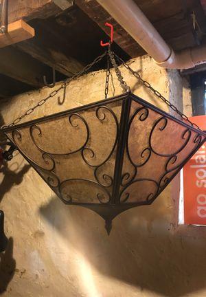 Modern style chandelier light for Sale in Brookline, MA
