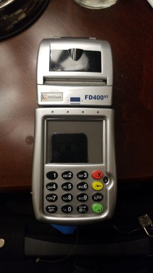 First Data FD400 gt for Sale in Crofton, MD