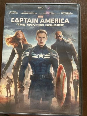 The winter Soldier dvd for Sale in Lancaster, CA