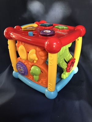Busy Leaners Activity Cube - baby/kids toy for Sale in Bolingbrook, IL