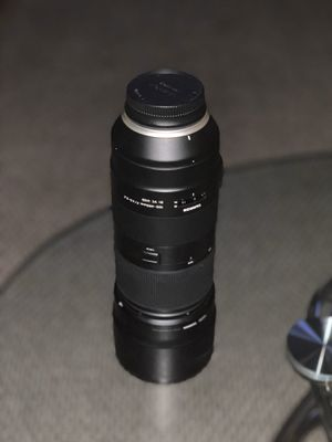 Tamron 100-400 f/4.5-6.3 Nikon Mount for Sale in Spring Valley, CA