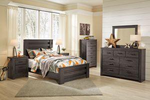 Ashley Furniture Black Dresser for Sale in Santa Ana, CA