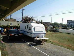 99 prowler 21 ft travel trailer for Sale in El Monte, CA