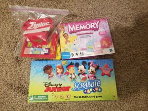 Kids Board games for Sale in Marysville, WA