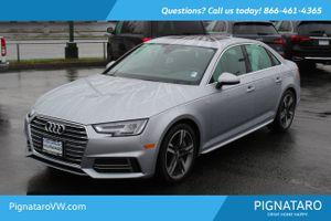 2017 Audi A4 for Sale in EVERETT, WA
