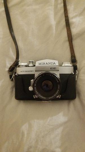 Vintage miranda camera for Sale in Elbert, CO