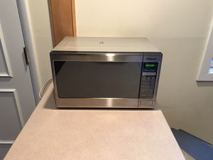 Panasonic microwave for Sale in Falls Church, VA
