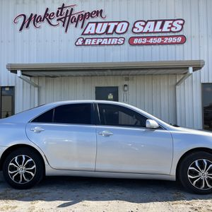 2007 Toyota Camry for Sale in Lakeland, FL