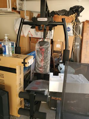 Full body workout weight machine PICK UP ONLY for Sale in Whittier, CA