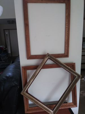 Wooden Picture Frames & Gold Frame for Sale in Raleigh, NC