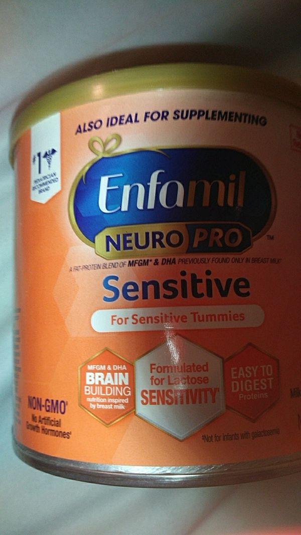 Enfamil Sensitive Formula