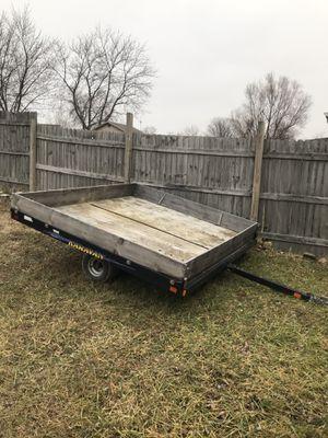 90x100 Karavan Single Axle Tilt Trailer for Sale in Sidney, OH