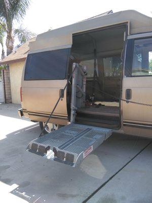 Chevy Astro van for Sale in Bloomington, CA