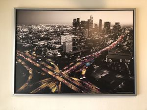 Canvas print of DTLA for Sale in Torrance, CA