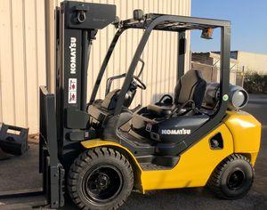 Komatsu 6,000lb Forklift - FG30HT for Sale in Fresno, CA