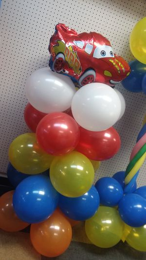 Custom balloons columns 40.00 each for Sale in Fort Myers, FL