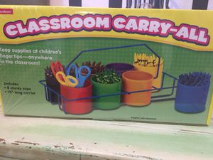 Lakeshore Classroom Carry-All for Sale in Pittsboro, NC
