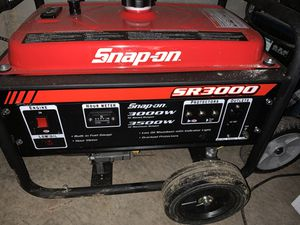 Snap on generator for Sale in Hillsboro, OR