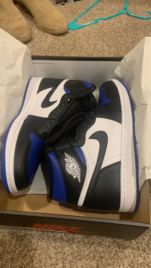 Royal toe Jordan 1's $300 for Sale in Arvada, CO