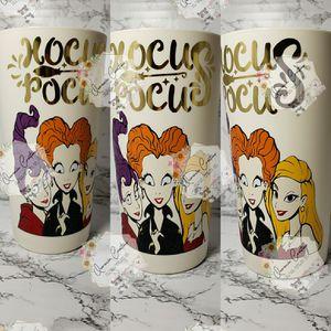 Hocus pocus custom cup for Sale in Phoenix, AZ