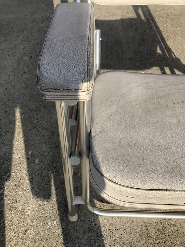 2 boat chair