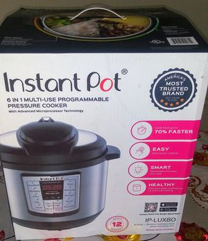 Instant Pot for Sale in Palmdale, CA