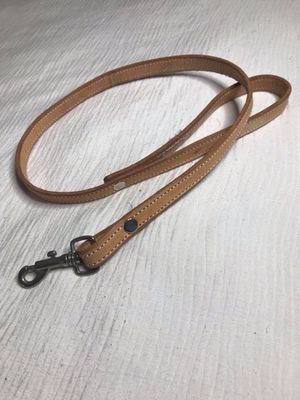 Leather leash for Sale in Parkersburg, WV