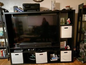 Tv and stand for Sale in Washougal, WA