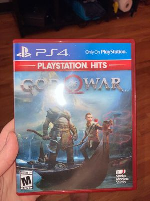 God of war PS4 for Sale in St. Louis, MO