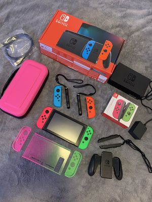 Nintendo Switch for Sale in E RNCHO DMNGZ, CA