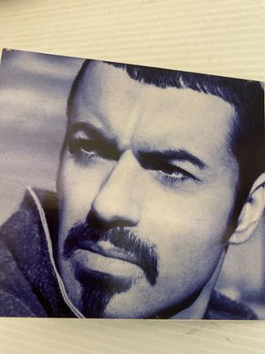 George Michael - CD - Spinning The Wheel - The Dance Mixes (UK 3-Track 1996) OOP for Sale in Commerce, CA