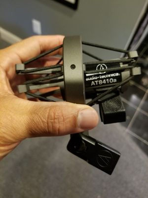 Microphone shock mounts-audio technica for Sale in Boyds, MD