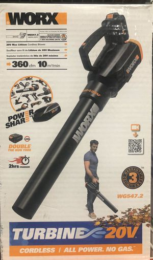 Work Electric cordless Blower for Sale in Mesa, AZ